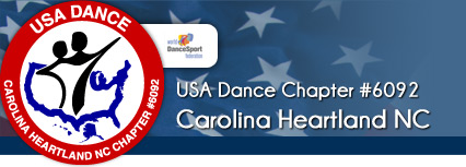 USA Dance (Carolina Heartland) Chapter #6092